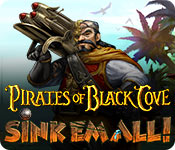 Free Pirates of Black Cove: Sink 'Em All! Mac Game