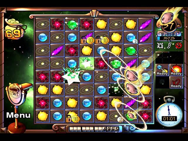 Pirates of New Horizons: Planet Buster Mac Game screenshot 2