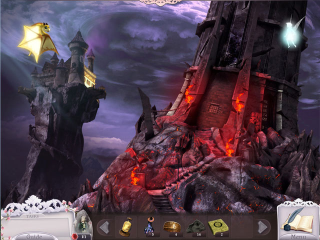 Princess Isabella: Return of the Curse Collector's Edition Mac Game screenshot 1