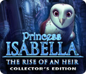 Free Princess Isabella: The Rise of an Heir Collector's Edition Mac Game