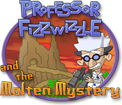 Free Professor Fizzwizzle and the Molten Mystery Mac Game