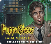 Free PuppetShow: Fatal Mistake Collector's Edition Mac Game