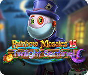 Free Rainbow Mosaics 15: Twilight Sentinel Mac Game