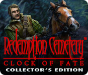 Free Redemption Cemetery: Clock of Fate Collector's Edition Mac Game