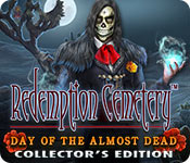 Free Redemption Cemetery: Day of the Almost Dead Collector's Edition Mac Game