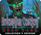 Free Redemption Cemetery: Dead Park Collector's Edition Mac Game