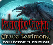 Free Redemption Cemetery: Grave Testimony Collector's Edition Mac Game