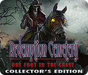 Free Redemption Cemetery: One Foot in the Grave Collector's Edition Mac Game