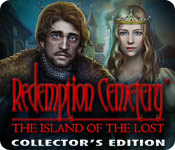 Free Redemption Cemetery: The Island of the Lost Collector's Edition Mac Game