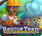 Free Rescue Team: Danger from Outer Space! Mac Game