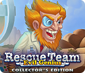 Free Rescue Team: Evil Genius Collector's Edition Mac Game