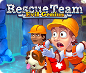 Free Rescue Team: Evil Genius Mac Game