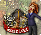 Free Restoring Rhonda Mac Game