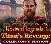 Free Revived Legends: Titan's Revenge Collector's Edition Mac Game
