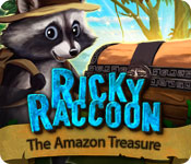 Free Ricky Raccoon: The Amazon Treasure Mac Game