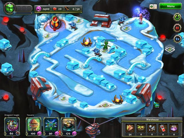 Risen Dragons Mac Game screenshot 3