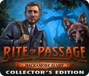 Free Rite of Passage: Hackamore Bluff Collector's Edition Mac Game