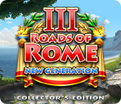 Free Roads of Rome: New Generation 3 Collector's Edition Mac Game
