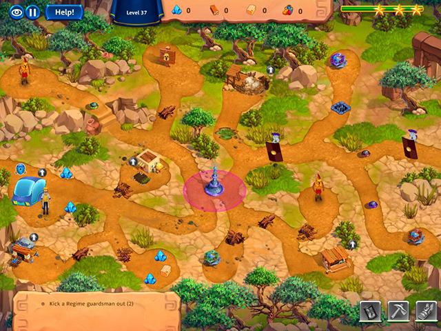 Roads of Time: Odyssey Mac Game screenshot 3