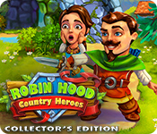 Free Robin Hood: Country Heroes Collector's Edition Mac Game