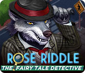 Free Rose Riddle: The Fairy Tale Detective Mac Game