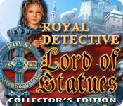 Free Royal Detective: The Lord of Statues Collector's Edition Mac Game