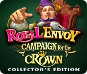 Free Royal Envoy: Campaign for the Crown Collector's Edition Mac Game