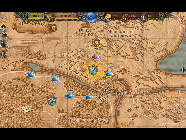 Runefall 2 Mac Game screenshot 3