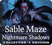 Free Sable Maze: Nightmare Shadows Collector's Edition Mac Game