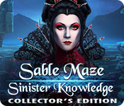 Free Sable Maze: Sinister Knowledge Collector's Edition Mac Game