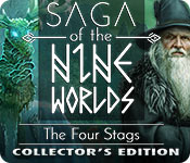 Free Saga of the Nine Worlds: The Four Stags Collector's Edition Mac Game