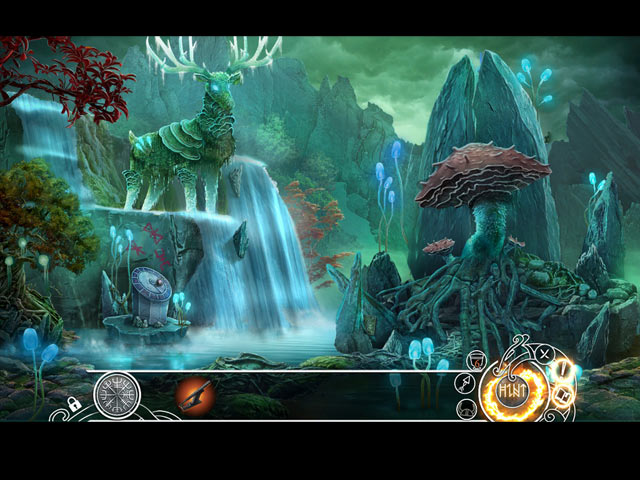 Saga of the Nine Worlds: The Four Stags Mac Game screenshot 3