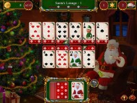 Free Santa's Christmas Solitaire Mac Game Download