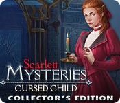 Free Scarlett Mysteries: Cursed Child Collector's Edition Mac Game