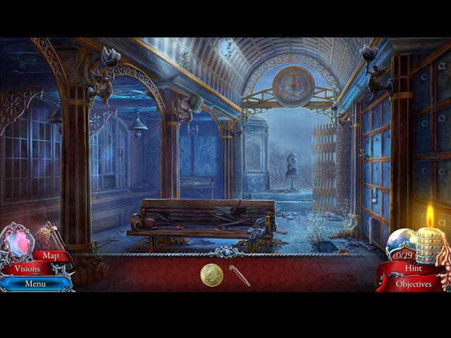 Scarlett Mysteries: Cursed Child Mac Game screenshot 3