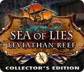 Free Sea of Lies: Leviathan Reef Collector's Edition Mac Game