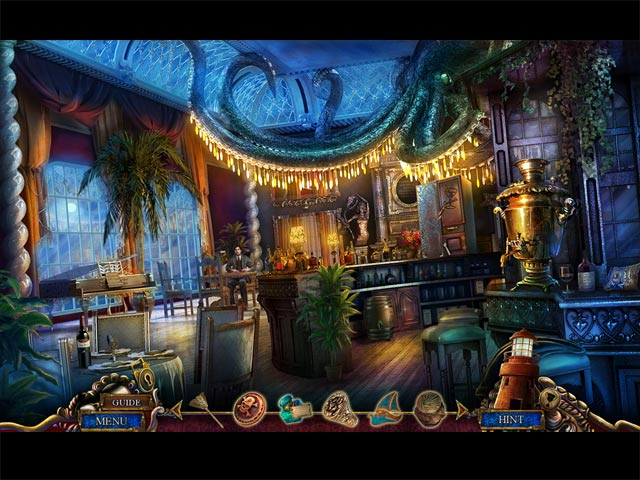 Sea of Lies: Tide of Treachery Collector's Edition Mac Game screenshot 1