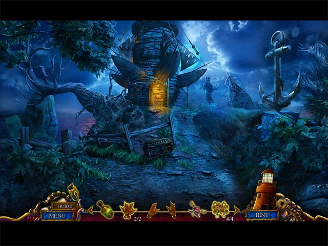 Sea of Lies: Tide of Treachery Collector's Edition Mac Game screenshot 2