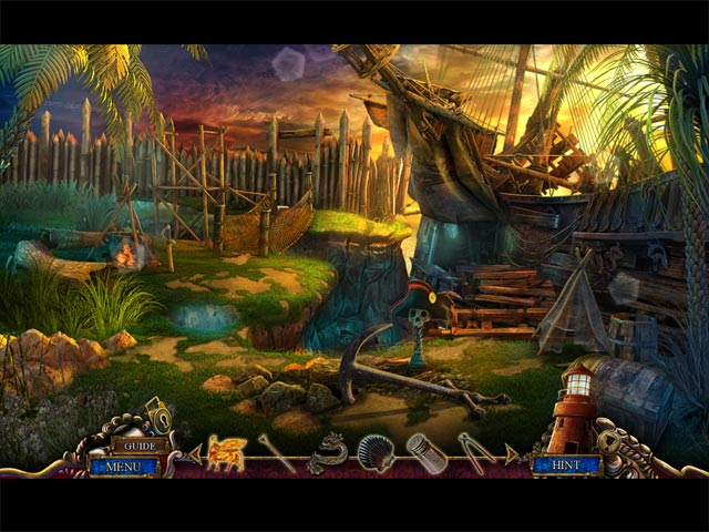 Sea of Lies: Tide of Treachery Collector's Edition Mac Game screenshot 3