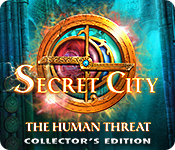 Free Secret City: The Human Threat Collector's Edition Mac Game