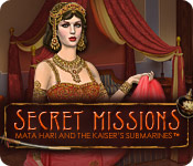 Free Secret Missions: Mata Hari and the Kaiser's Submarines Mac Game