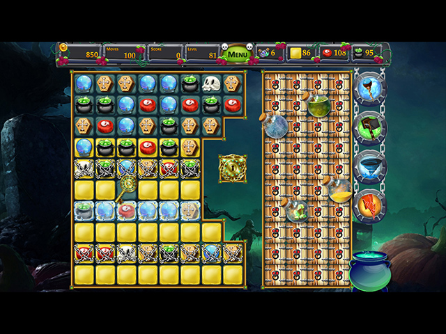 Secrets of Magic 4: Potion Master Mac Game screenshot 2