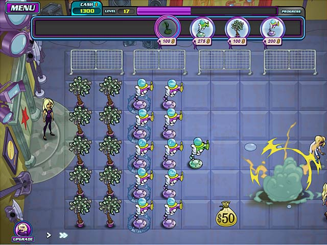 Shannon Tweed's Attack of the Groupies Mac Game screenshot 3