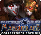 Free Shattered Minds: Masquerade Collector's Edition Mac Game