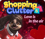 Free Shopping Clutter 6: Love is in the air Mac Game