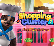 Free Shopping Clutter 7: Food Detectives Mac Game