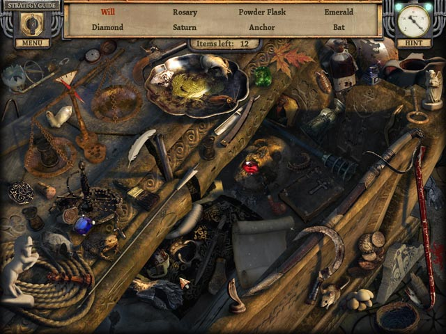 Silent Nights: The Pianist Collector's Edition Mac Game screenshot 1