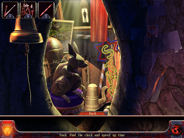 Sinister City Mac Game screenshot 1