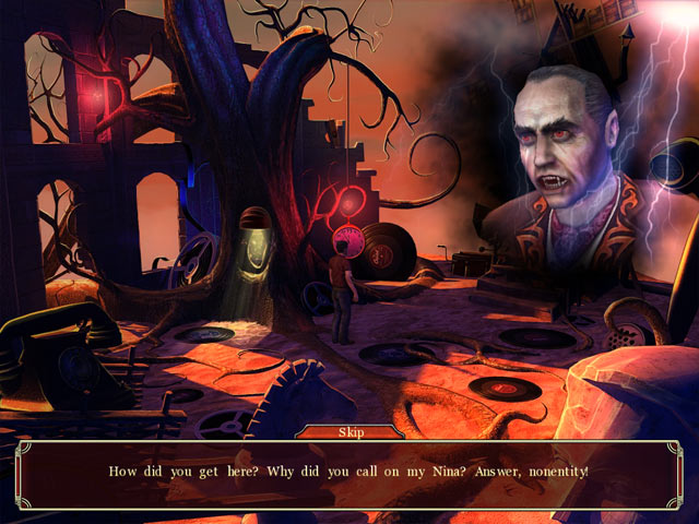 Sinister City Mac Game screenshot 2