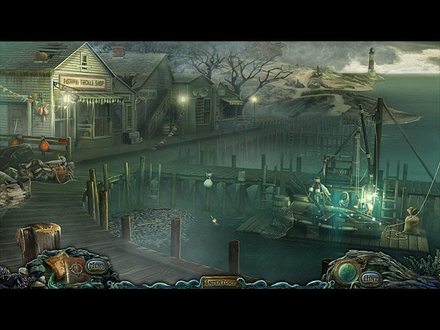 Small Town Terrors: Pilgrim's Hook Mac Game screenshot 2
